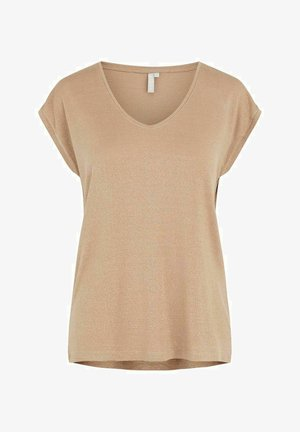 Basic T-shirt - natural
