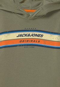 Jack & Jones Junior - JORTYLERS HOOD  - Sweatshirt - sea spray - 2