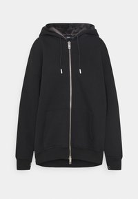 Diesel - GLORIOUS - Zip-up hoodie - black - 0