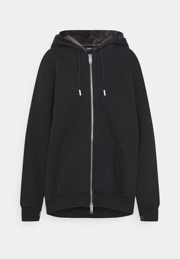 GLORIOUS - Zip-up hoodie - black