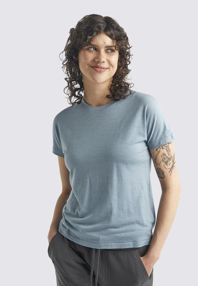 T-shirt print - gravel
