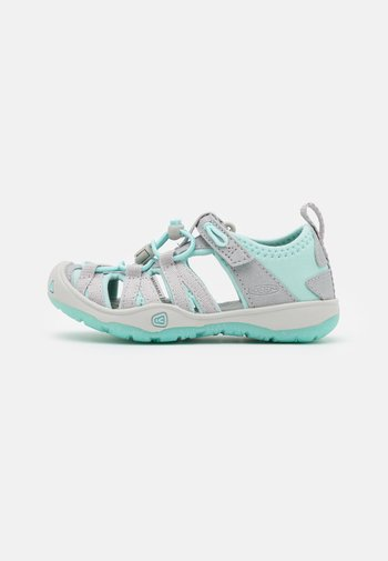 MOXIE  - Walking sandals - blue tint/vapor