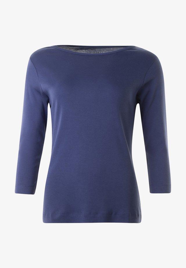 Långärmad tröja - denim