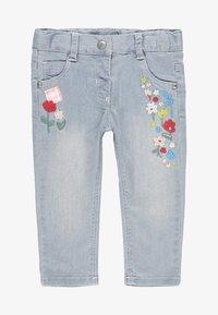 Boboli - Straight leg jeans - bleach - 0