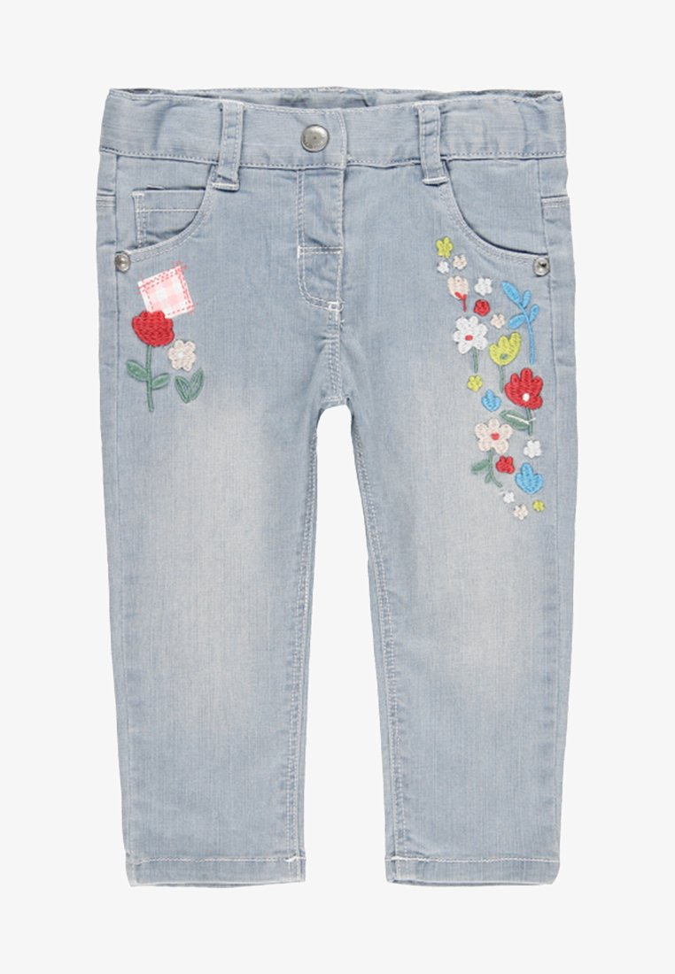 Boboli - Straight leg jeans - bleach