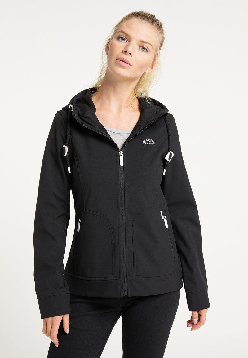 ICEBOUND - Outdoor jacket - schwarz