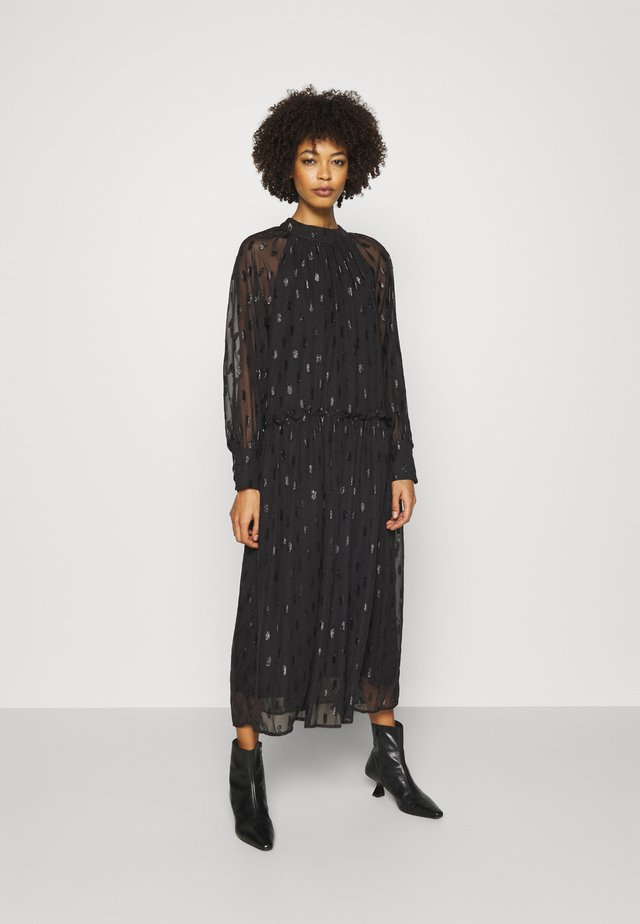 LCAGAFIA DRESS - Robe d'été - pitch black