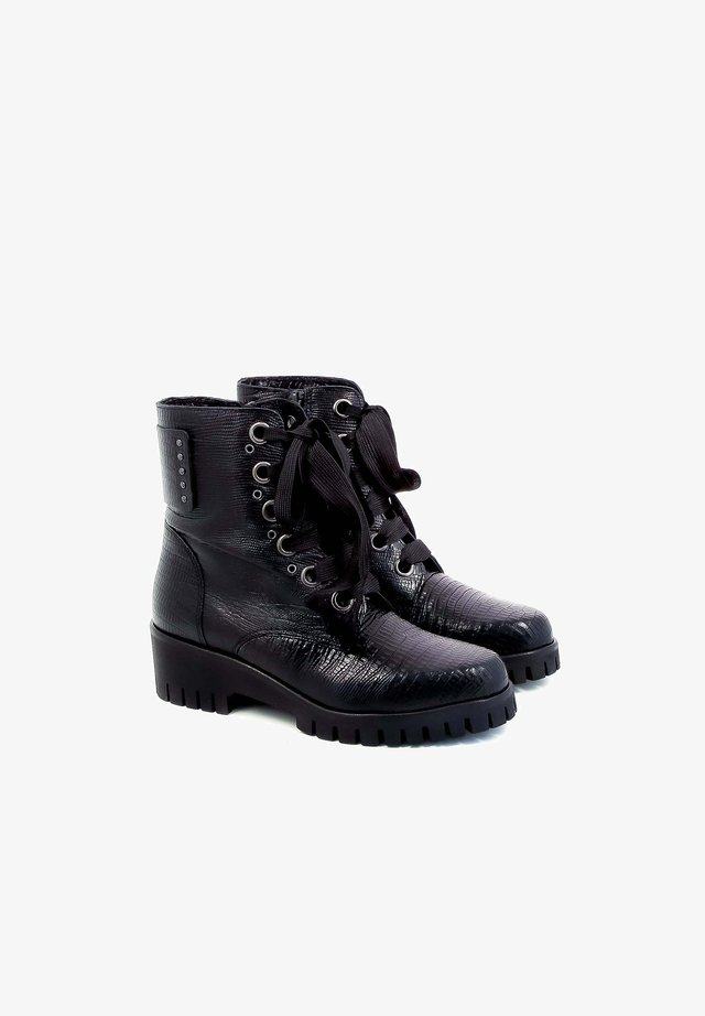 DASHA - Veterboots - black