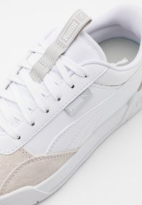 Puma - C-SKATE UNISEX - Trainers - white - 5