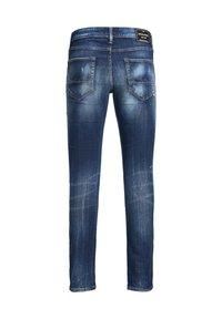Jack & Jones - SLIM FIT JEANS GLENN FOX BL 925 - Jeans slim fit - blue denim - 7