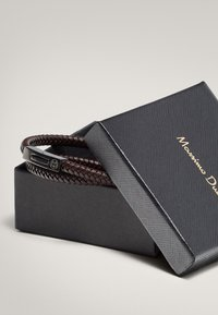 Massimo Dutti - Bracelet - brown - 4