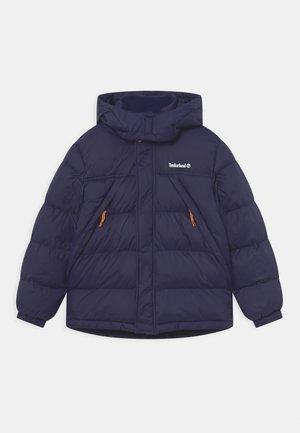 PUFFER - Zimní bunda - navy