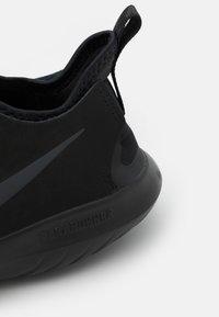 Nike Performance - FLEX RUNNER UNISEX - Scarpe running neutre - black/anthracite - 5