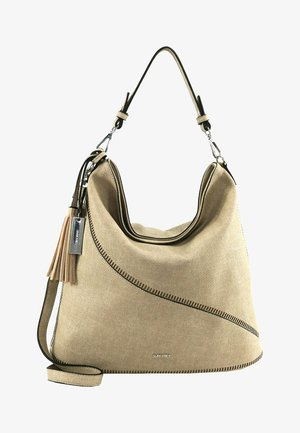 TILLY - Tote bag - sand