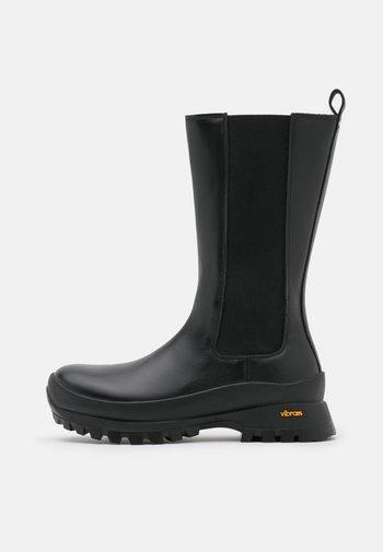 CHELSEA BOOTS - Boots - black
