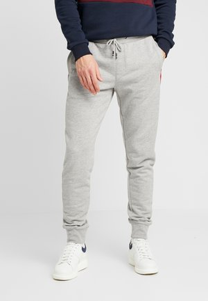 FLOCKED  - Tracksuit bottoms - grey