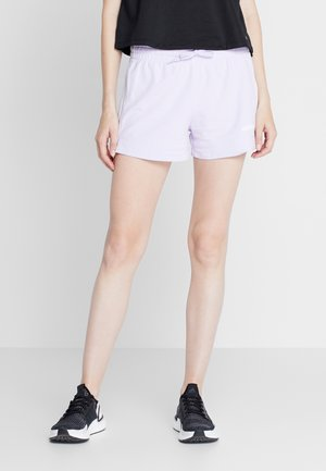 ESSENTIALS 3STRIPES SPORT 1/4 SHORTS - Pantalón corto de deporte - white