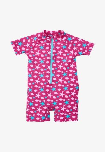 Swimsuit - magenta