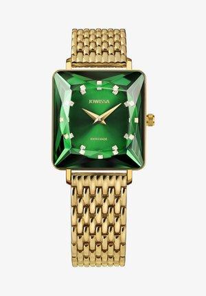 FACET PRINCESS - Horloge - grün/gold