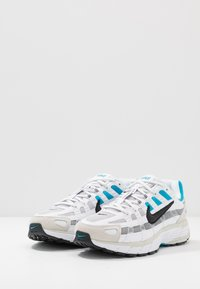 Nike Sportswear - P-6000 - Sneakers - white/black/laser blue/light smoke grey/vast grey/photon dust - 5