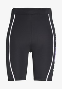 Fila - CYCLING TIGHT - Shorts - black - 4