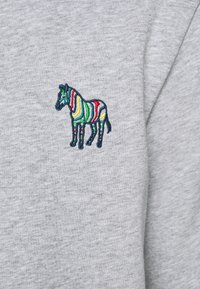 PS Paul Smith - ZEBRA SOPO HOODIE - Hoodie - grey - 5