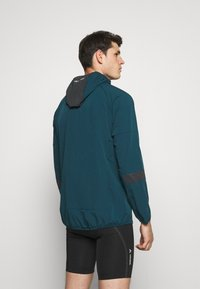 Rukka - RIHU - Softshelljacke - dark green - 2