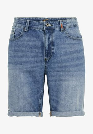 Denim shorts - skylight