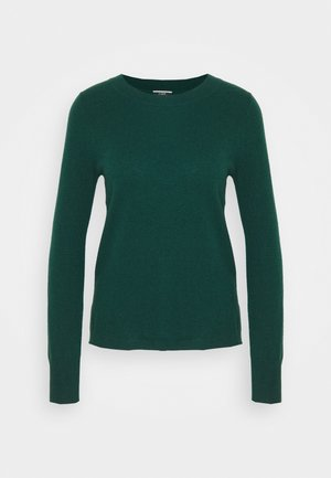LAYLA CREW - Jumper - dark green