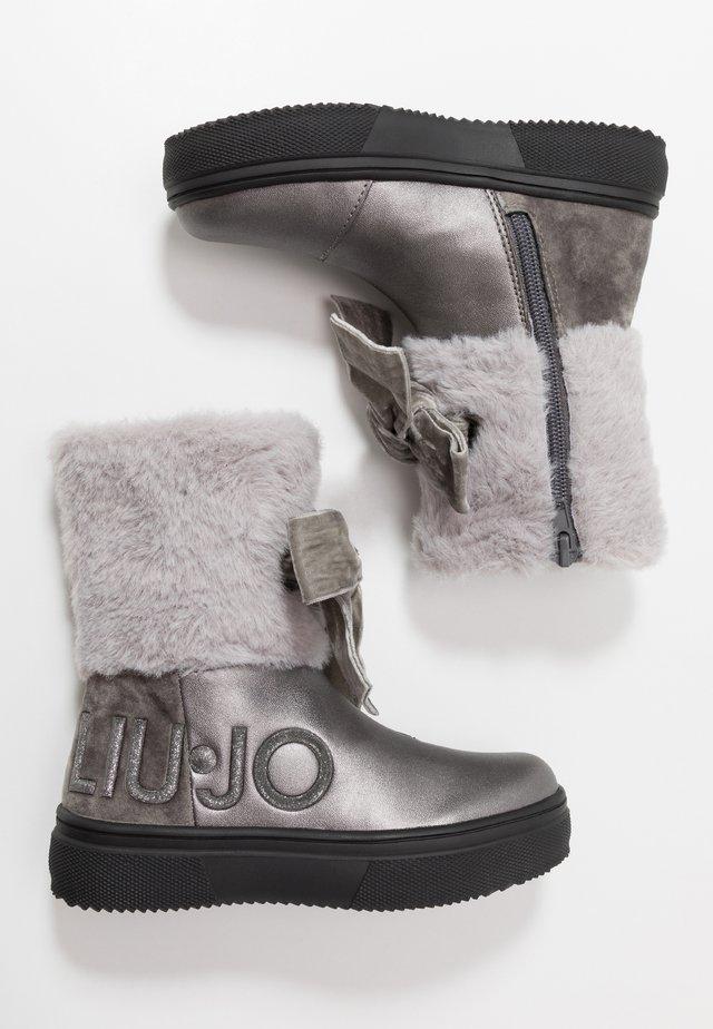 SARAH  - Boots - grey