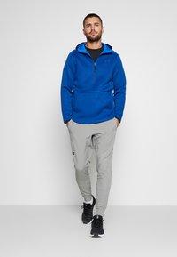 Under Armour - Felpa con cappuccio - american blue - 1