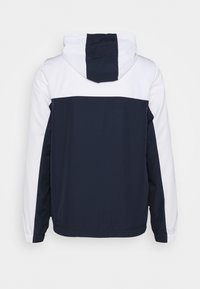 Lacoste Sport - TRACK JACKET - Verryttelytakki - white/navy blue - 7