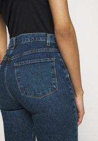 J Brand - RUNWAY HIGH RISE SLIM STRAIGHT - Straight leg jeans - pacific - 5