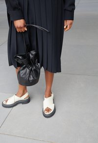 Proenza Schouler - LUG SOLE - Sandály na platformě - natural - 5