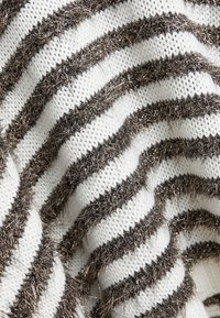 MAX&Co. - PIUMINO - Strickpullover - white pattern - 5