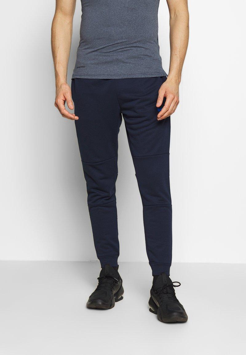 Nike Performance - DRY PANT - Pantalones deportivos - obsidian/black/soar