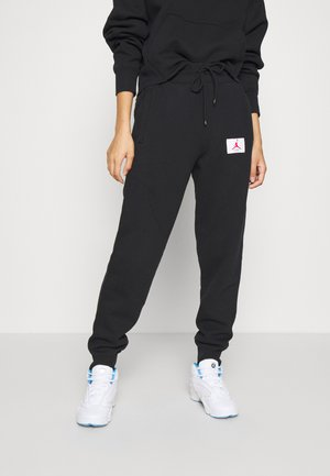 FLIGHT PANT - Tracksuit bottoms - black