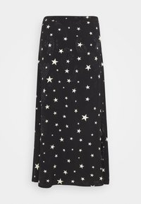 Fabienne Chapot - HALL COCO SKIRT - Pencil skirt - black/warm white - 1
