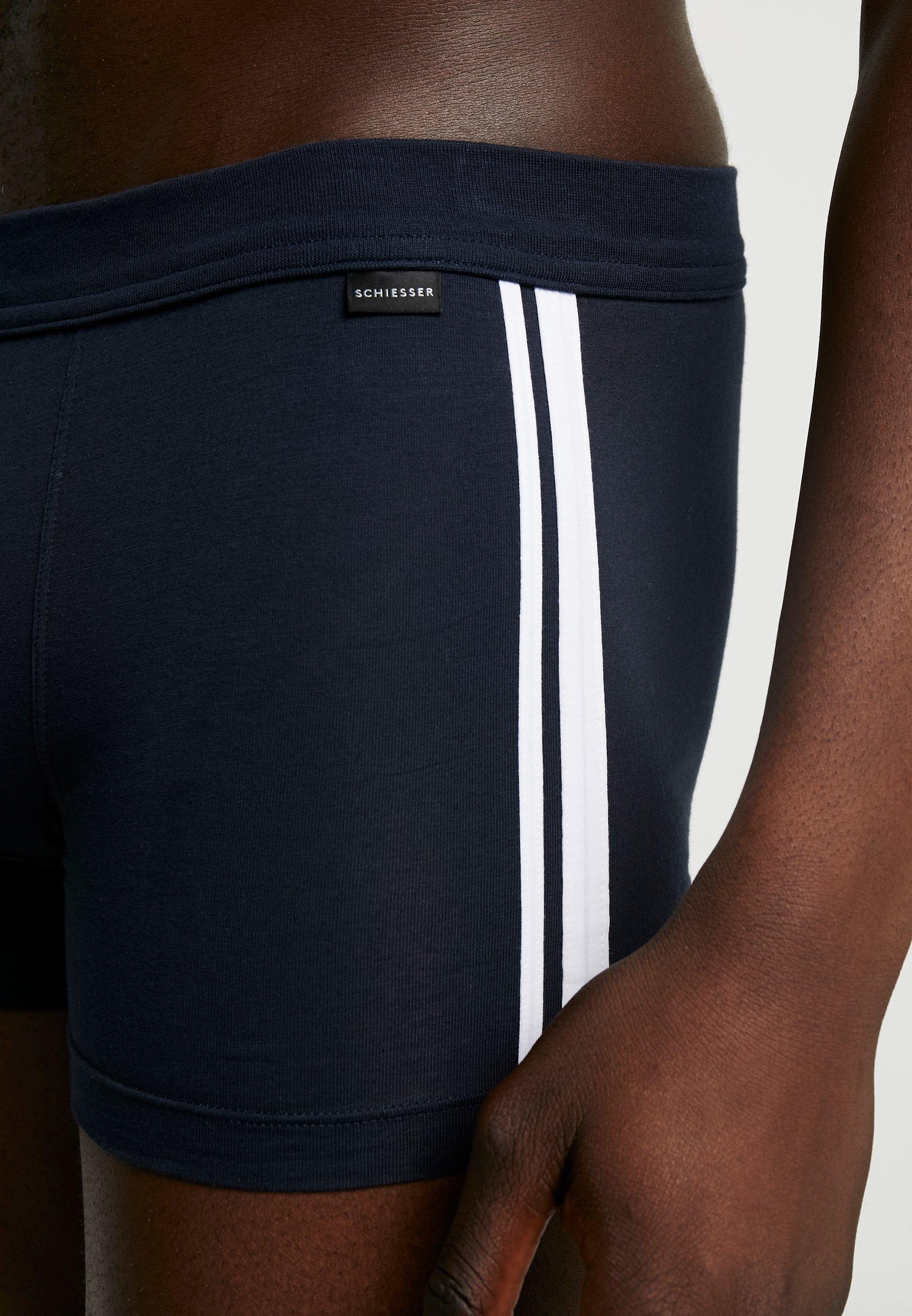 Schiesser 2 PACK - Panty - dark blue - Odzież męska 2020