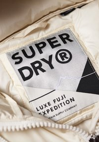 Superdry - Light jacket - off-white - 3