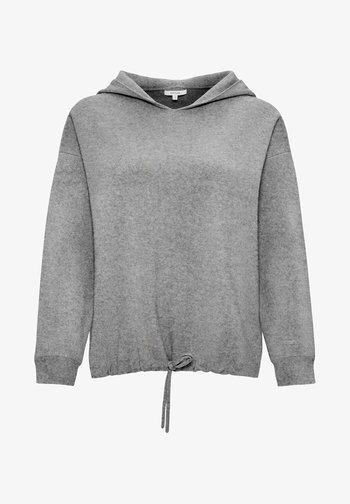 Hoodie - easy grey