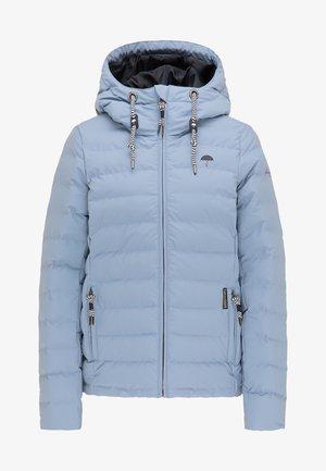 Winter jacket - jeansblau