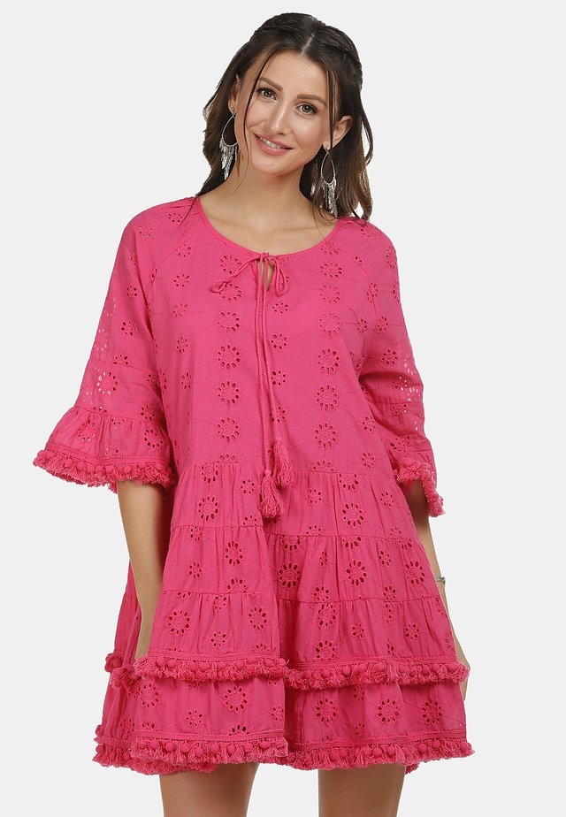 Vapaa-ajan mekko - pink