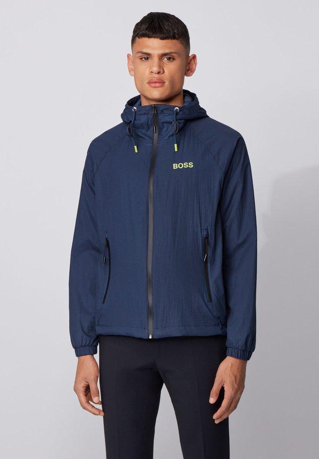 CASLO - Down jacket - dark blue