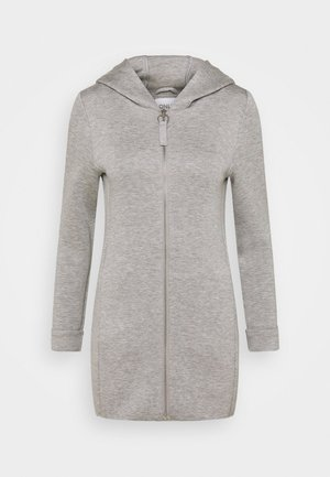 ONLLENA HOOD COAT PETIT  - Hettejakke - light grey melange