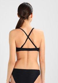 Cyell - THYRSA FOAM WIRED - Bikini top - black - 4