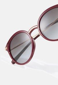 Dolce&Gabbana - Sunglasses - bordeaux - 4