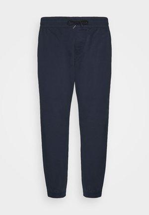 JJIGORDON JJLANE - Trousers - navy blazer