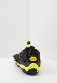 Vibram Fivefingers - V-RUN - Loopschoen neutraal - black/yellow - 3