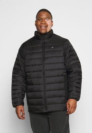 LIGHT WEIGHT SIDE LOGO JACKET - Winterjacke - black